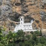 Monténégro - Monastère d'Ostrog
