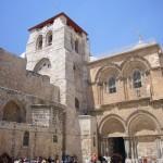 Jérusalem - St Sépulcre
