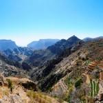Oman - Jebel Shams