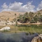 Oman - Wadi Bani Hhaled