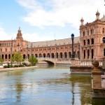 Seville - Place d'espagne