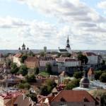 Estonie - Tallinn - Château Toompea