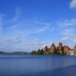 Lituanie - Vilnius - Chateau Trakai