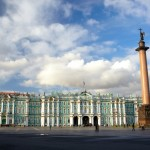 St Petersbourg - Palais d'Hiver