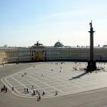 St Petersbourg - bâtiment d'Etat Major