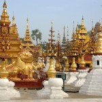 Birmanie - Bagan - Padode Shwezigon