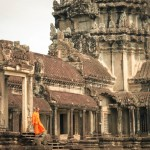 Cambodge - Siem Reap - Temple Ta-Prohm