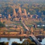 Cambodge - Site d'Angkor Wat
