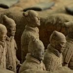 Chine - Xian - Armée de Terre Cuite