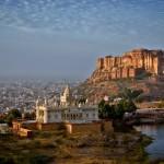 Rajasthan - Jodhpur - Fort Mehrangarh