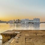 Rajasthan - Udaïpur - Palais de l'eau