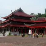 Java - Semarang - Temple Sam Po Kong