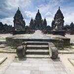 Java - Yogyakarta - Temple Prambanan