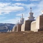 Mongolie - Karakorum - Monastère Erdenezuu