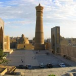 Boukhara - Mosquée Kalon