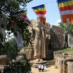 Sri Lanka - Bouddha d'Aukana