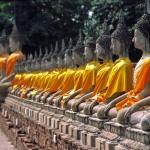 Thailande - Ayutthaya - Temple