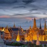 Thailande - Bangkok - Palais Royal