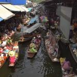 Thaïlande - Damnoen - Marché Flottant