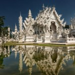 Thailande - Chiang Rai - Temple Wat Rong Khun