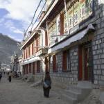 Tibet - Gyantse - Monastère Dzong