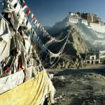 Tibet - Lhassa - Palais Forteresse Potala
