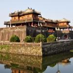 Vietnam - Hué - Cité Impériale Hoang Thanh