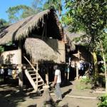 Equateur -Ahuano - Foret Amazonienne - Village Quechua