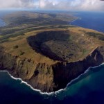 Ile de Pâques - Volcan Rano Raraku