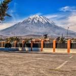 Pérou - Arequipa - Volcan Misti