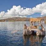 Pérou - Lac Titicaca - Iles Flottantes - Villages Uros
