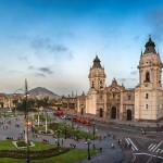 Pérou - Lima - Place d'Armes