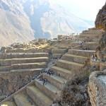 Pérou - Site d'Ollantaytambo