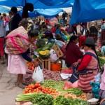 Pérou - Marché de Pisac