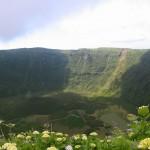 Acores - Ile Faial - Volcan Caldeira