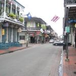 USA - Louisiane - New Orléans - French Quarter