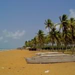 Bénin - Plage de Cotonou