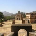 Ethiopie - Gondar - Enceinte Royale