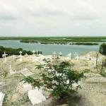 Sénégal - Ile de Joalh Greniers à Mil & Cimetière des Coquillages