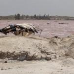 Sénégal - Lac Rose