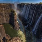 Zimbabwe - Chutes Victoria