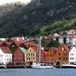 Bryggen- Norvège
